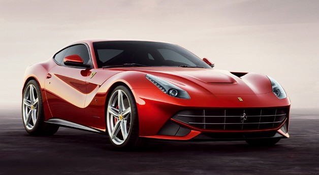 Ferrari Debuts Fastest Car in its History
