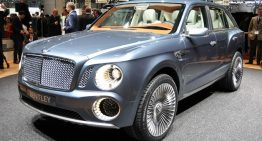 Bentley Debuts Ultra-Luxury SUV