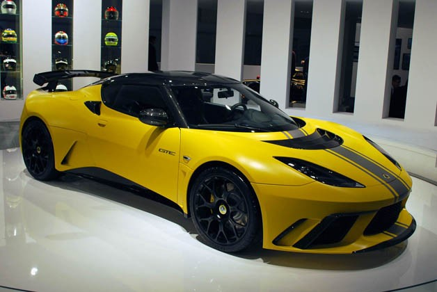Lotus Builds Partnership for Bespoke Service