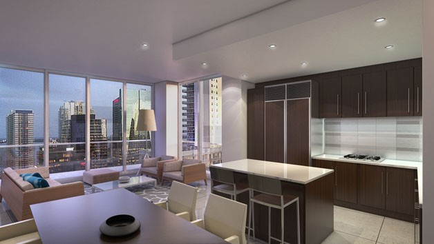 Luxury Italian Automaker Designs Miami Condo Interiors