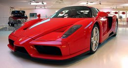 Ferrari Announces Enzo Super Car Successor