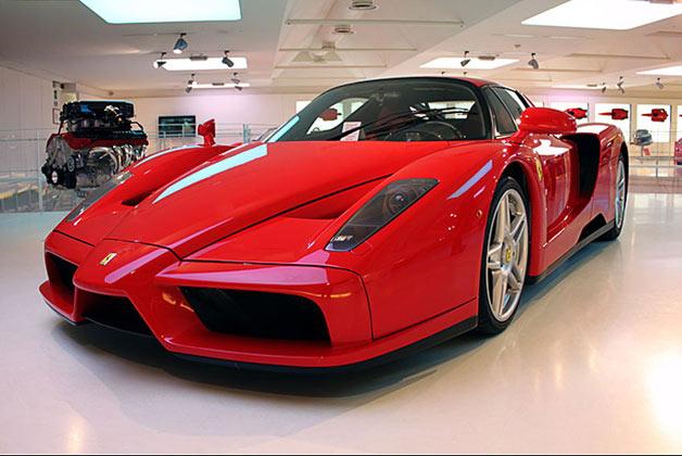 Ferrari Announces Enzo Super Car Successor