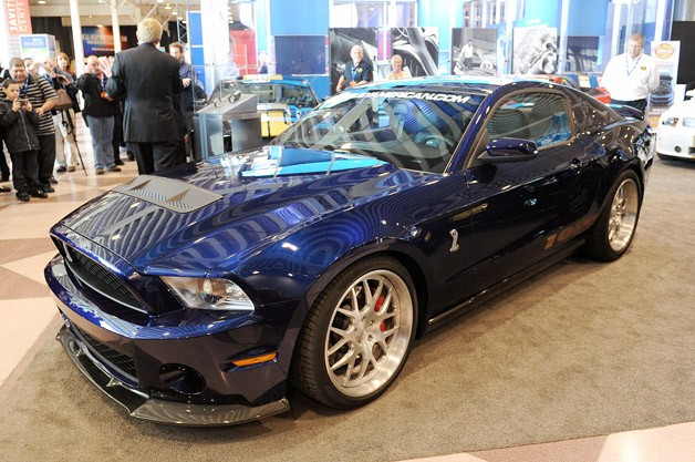 Shelby 1000 Marks 50 Years of Speed