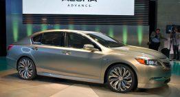 Acura Debuts New Luxury Concept