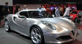Alfa Romeo 4C is Coming to the U.S.