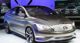 Infiniti Debuts New Electric Luxury Concept
