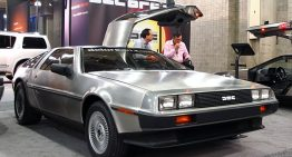 2013 Electric Delorean Debuts This Week in New York
