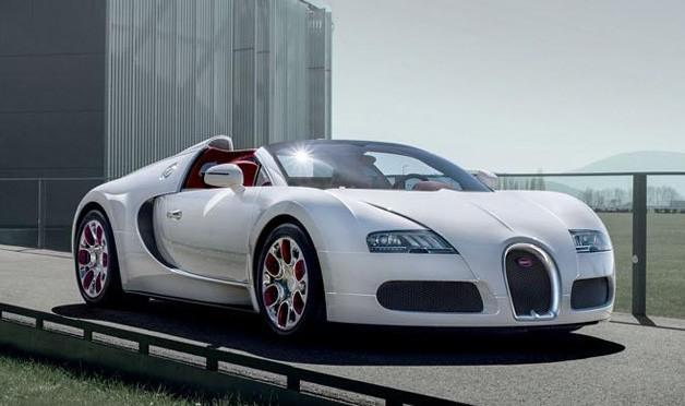 Bugatti Debuts Pearl Grand Sport in Beijing