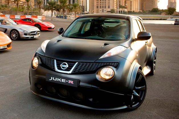 Juke-R Mini Supercar Goes Into Production