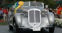 World's Premier Collector Car Up for Auction in Monterey