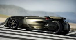 Electric Peugeot EX1 Breaks World Records in Speed