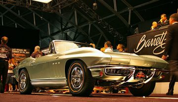 Barrett Jackson Luxury Auction Heads for The OC in June
