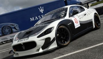 Maserati Upgrades Super Gran Turismo for Race
