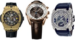 Luxury Watchmakers Team Up With Top Automakers