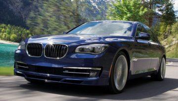 New BMW Alpina to Debut at Pebble Beach