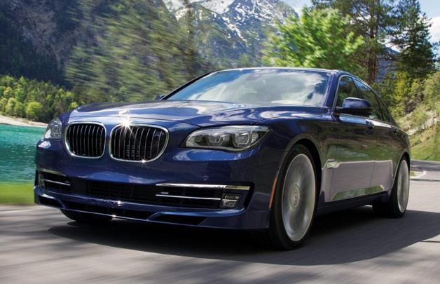 New BMW Alpina to Debut at Pebble Beach