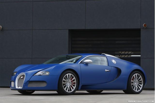 Worlds' 4 Rarest Bugattis