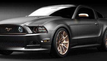 All Female Designed Ford Muscle Car Gets Approval