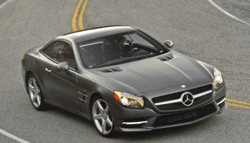 2013 Mercedes-Benz SL is Lightweight, Athletic, Luxurious