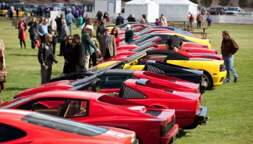 Horses and Horsepower in Scottsdale this Saturday