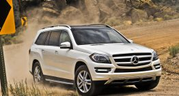 2013 Mercedes-Benz GL. The Best SUV Ever?