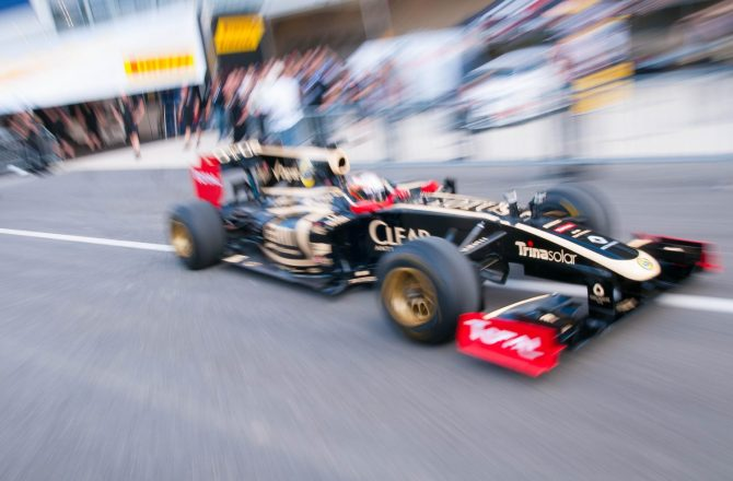 Formula One Racing Returns to the US in Style