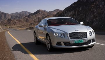 Bentley Continental GT: Love at First Drive