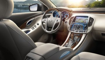Test Drive: 2013 Buick LaCrosse