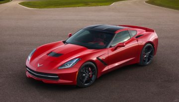 First 2014 Corvette Stingray Offered at Barrett-Jackson