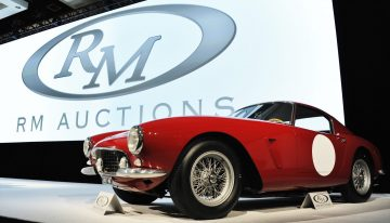Record-Setting Year for Arizona Auto Auctions