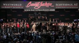 Inaugural Barrett-Jackson Cup to Debut at Hot August Nights