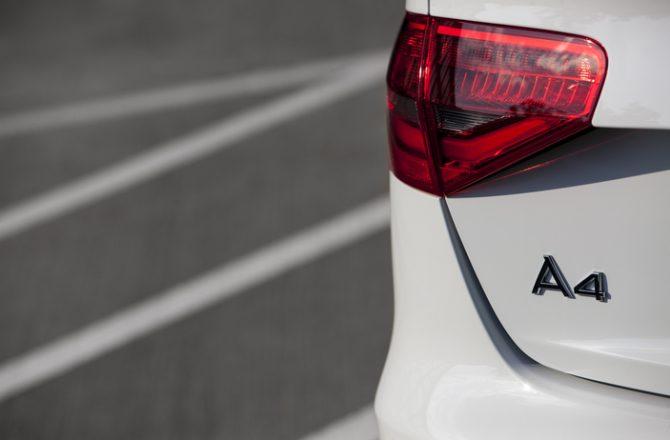 Test Drive: 2013 Audi A4 quattro