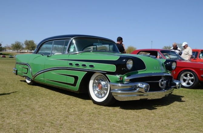 Goodguys Spring Nationals at Westworld