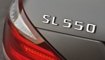 Test Drive: 2013 Mercedes-Benz SL550