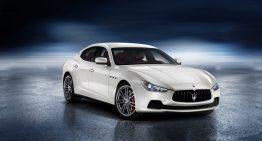 Maserati Ghibli Debuts in Shanghai