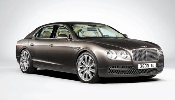 New Bentley Debuts at New York Auto Show