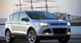 Test Drive: 2013 Ford Escape Titanium