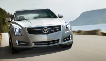Q&A With Corbin Chamberlin on the 2013 Cadillac ATS