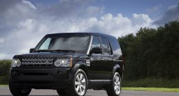 Test Drive: 2013 Land Rover LR4