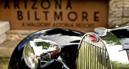 Inaugural Arizona Concours d'Elegance