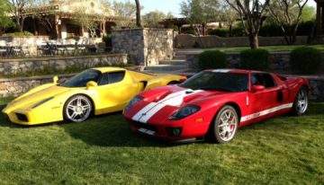 Arizona Collector Car Concours Scheduled for 2014 in Fountain Hills Park