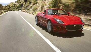 Test Drive: 2014 Jaguar F-Type