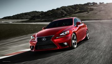 Stick Shift: 2014 Lexus IS F Sport