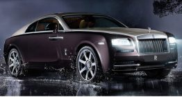 Stick Shift: Rolls-Royce Wraith