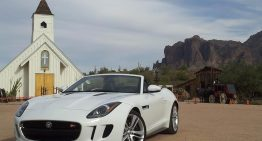 Stick Shift: Jaguar F-Type