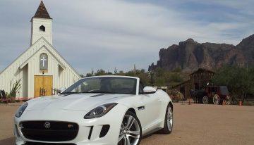 Stick Shift: Jaguar F-Type