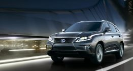 Stick Shift: 2014 Lexus RX 450h