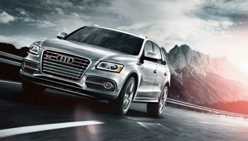 Stick Shift: 2014 Audi SQ5