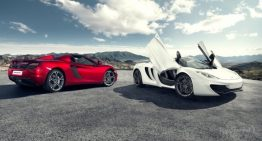 $1.15 Million Luxurious Vehicles For Sale in New Scottsdale Dealership