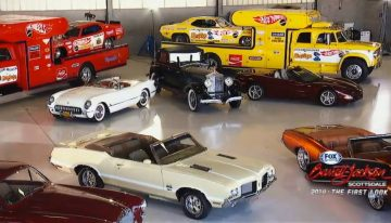 Gearing up for Barrett-Jackson